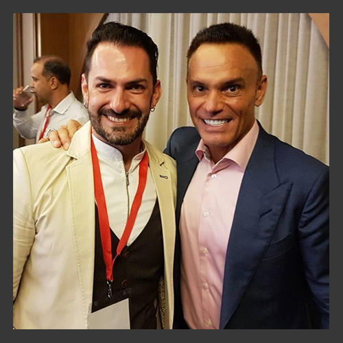 famosos - Kevin Harrington